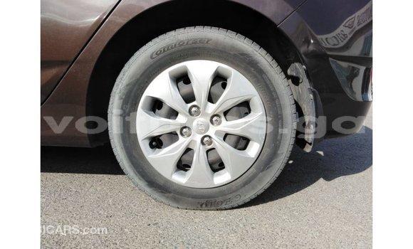 Acheter Importé Voiture Hyundai Accent Marron à Import - Dubai, Estuaire