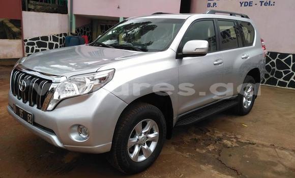 Acheter Occasion Voiture Toyota Land Cruiser Prado Noir à Libreville, Estuaire