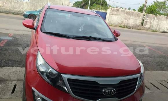 Acheter Occasion Voiture Kia Sportage Rouge à Libreville, Estuaire
