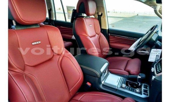 Acheter Importé Voiture Toyota Land Cruiser Noir à Import - Dubai, Estuaire