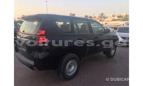 Acheter Importé Voiture Toyota Prado Noir à Import - Dubai, Estuaire