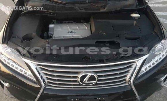 Acheter Importé Voiture Lexus RX 350 Noir à Import - Dubai, Estuaire