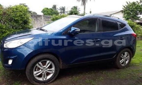 Acheter Occasion Voiture Hyundai ix35 Bleu à Port–Gentil, Ogooué-Maritime