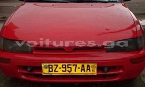 Acheter Occasion Voiture Toyota Corolla Rouge à Libreville, Estuaire