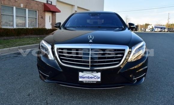Acheter Occasion Voiture Mercedes-Benz S–Class Noir à Libreville, Estuaire