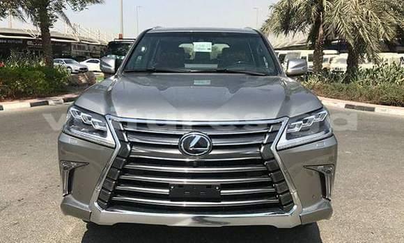 Acheter Occasion Voiture Lexus LX 570 Gris à Libreville, Estuaire