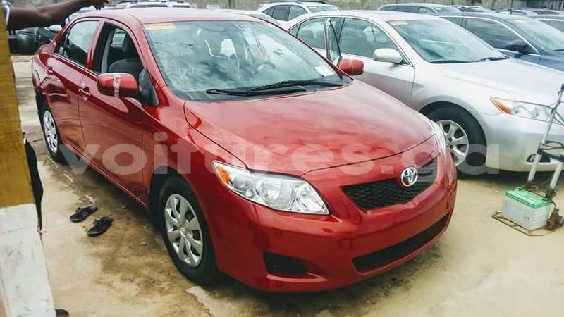 Big with watermark toyota corolla estuaire libreville 4370