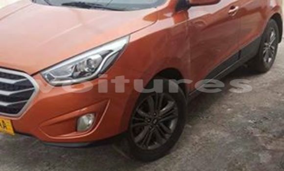 Acheter Occasion Voiture Hyundai Tucson Autre à Libreville au Estuaire