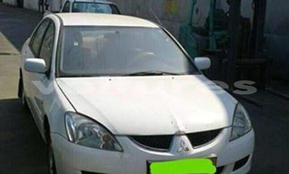 Acheter Occasion Voiture Mitsubishi Lancer Blanc à Libreville au Estuaire