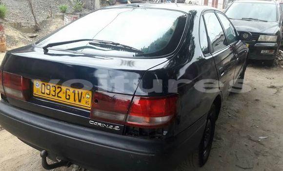 Acheter Occasion Voiture Toyota Carina Bleu à Libreville, Estuaire