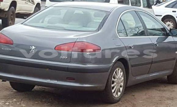 Acheter Occasion Voiture Peugeot 607 Autre à Libreville au Estuaire