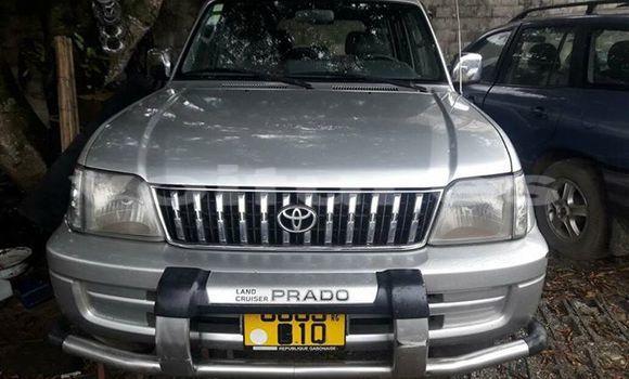 Acheter Occasion Voiture Toyota Prado Gris à Libreville, Estuaire