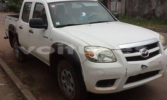 Acheter Occasion Voiture Mazda B–series Blanc à Libreville, Estuaire