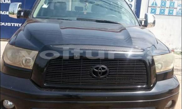 Acheter Occasion Voiture Toyota Tundra Noir à Libreville au Estuaire