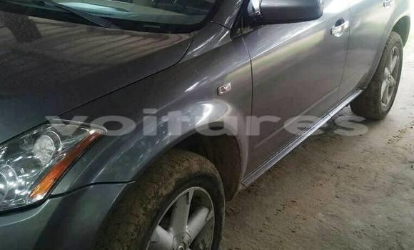 Acheter Occasion Voiture Nissan Murano Gris à Libreville au Estuaire