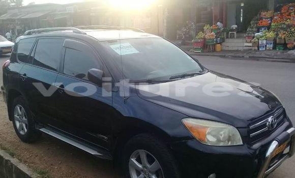Acheter Occasions Voiture Toyota RAV4 Noir à Libreville, Estuaire
