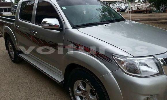 Acheter Occasion Voiture Toyota Hilux Gris à Libreville au Estuaire