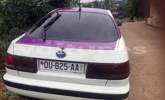 Acheter Occasion Voiture Toyota Carina Blanc à Libreville, Estuaire