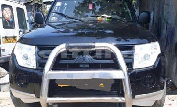Acheter Occasion Voiture Mitsubishi Pajero Noir à Libreville, Estuaire