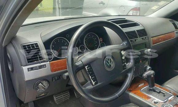 Buy Used Volkswagen Touareg Silver Car in Libreville in Estuaire