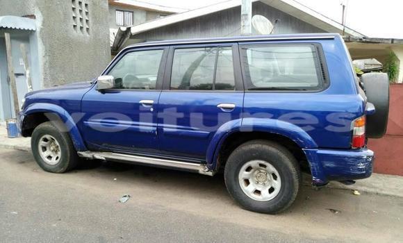 Acheter Occasion Voiture Nissan Patrol Bleu à Libreville au Estuaire