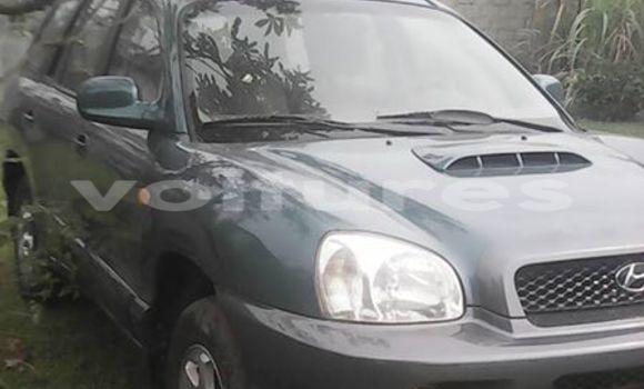Acheter Occasion Voiture Hyundai Santa Fe Autre à Libreville au Estuaire