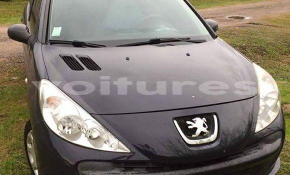 Acheter Occasion Voiture Peugeot 206 Noir à Libreville au Estuaire