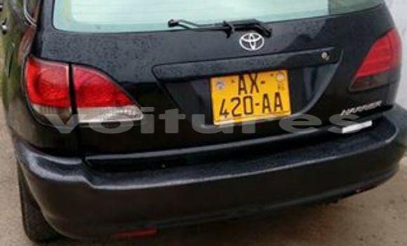 Acheter Occasion Voiture Toyota Harrier Noir à Libreville au Estuaire