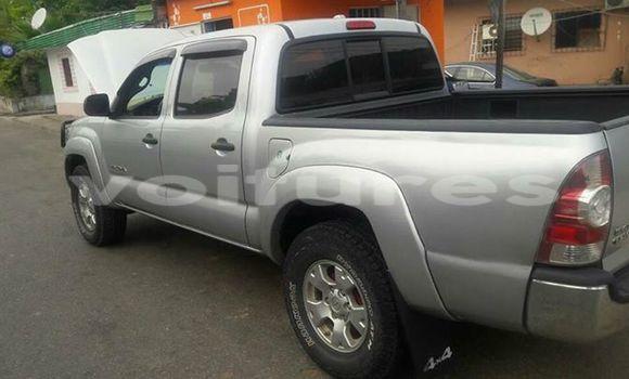 Acheter Occasion Voiture Toyota Tacoma Gris à Libreville, Estuaire