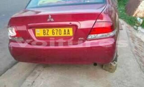 Acheter Occasion Voiture Mitsubishi Lancer Rouge à Libreville, Estuaire