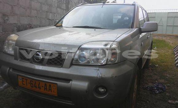 Acheter Occasion Voiture Nissan X–Trail Gris à Libreville, Estuaire