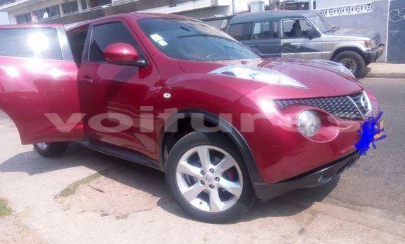 Acheter Occasion Voiture Nissan Juke Rouge à Libreville au Estuaire