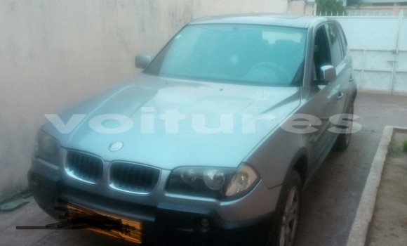 Acheter Occasion Voiture BMW Z3 Bleu à Libreville au Estuaire