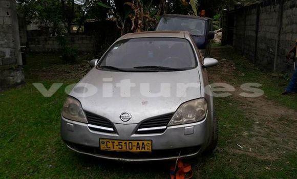 Acheter Occasion Voiture Nissan Primera Gris à Libreville, Estuaire