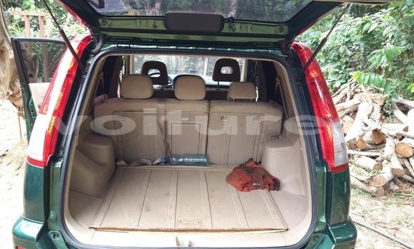 Acheter Occasion Voiture Nissan X-Trail Vert à Libreville au Estuaire