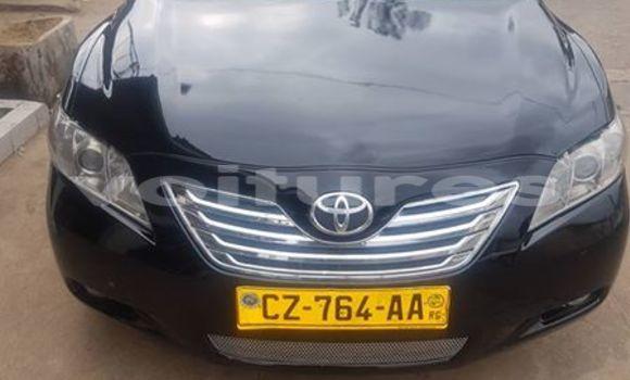 Acheter Occasion Voiture Toyota Camry Noir à Libreville au Estuaire