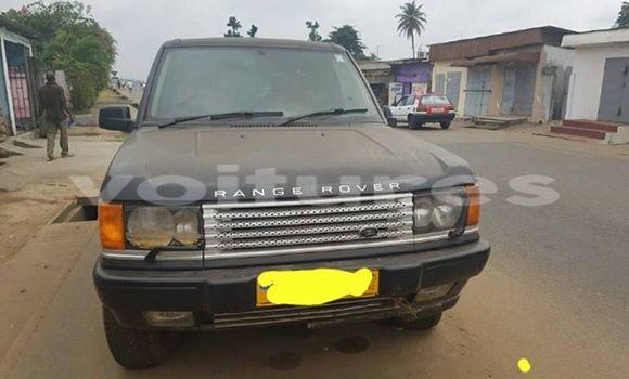 Acheter Occasion Voiture Land Rover Range Rover Vogue Noir à Libreville au Estuaire