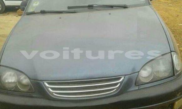 Acheter Occasion Voiture Toyota Avensis Noir à Libreville au Estuaire