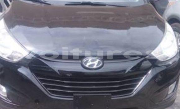 Acheter Occasion Voiture Hyundai Santa Fe Noir à Libreville au Estuaire