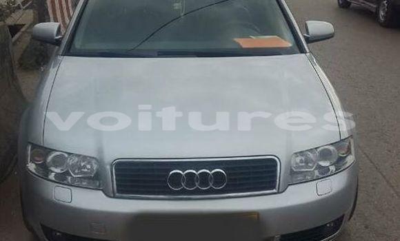 Acheter Occasion Voiture Audi A4 Gris à Libreville au Estuaire