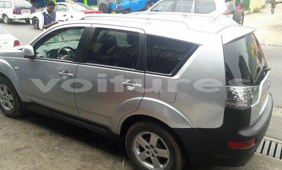 Acheter Occasion Voiture Mitsubishi Outlander Gris à Libreville au Estuaire