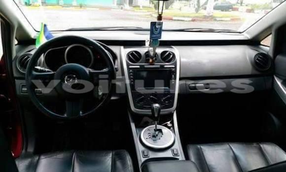Acheter Occasion Voiture Mazda CX–7 Noir à Libreville, Estuaire