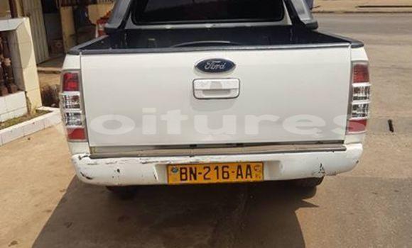 Acheter Occasion Voiture Ford Ranger Blanc à Libreville au Estuaire