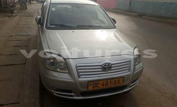 Acheter Occasion Voiture Toyota Avensis Gris à Libreville, Estuaire