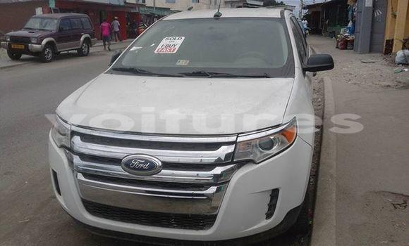 Acheter Occasion Voiture Ford Edge Blanc à Libreville au Estuaire