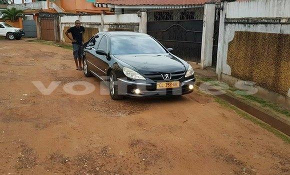 Acheter Occasion Voiture Peugeot 607 Noir à Libreville au Estuaire