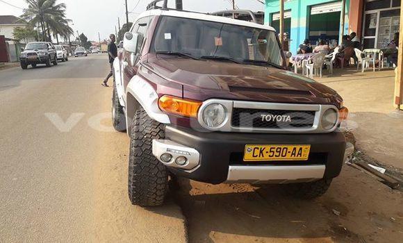 Acheter Occasion Voiture Toyota FJ Cruiser Autre à Libreville au Estuaire