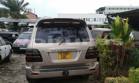 Acheter Occasion Voiture Toyota Land Cruiser Gris à Libreville, Estuaire