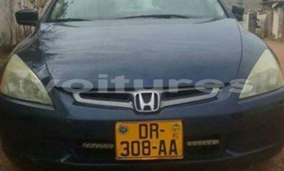 Acheter Occasion Voiture Honda Accord Bleu à Libreville au Estuaire