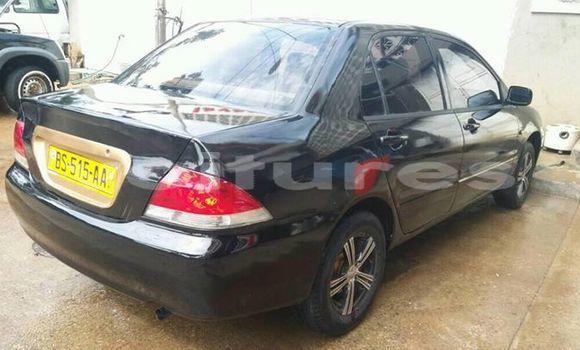 Acheter Occasion Voiture Mitsubishi Lancer Noir à Libreville au Estuaire